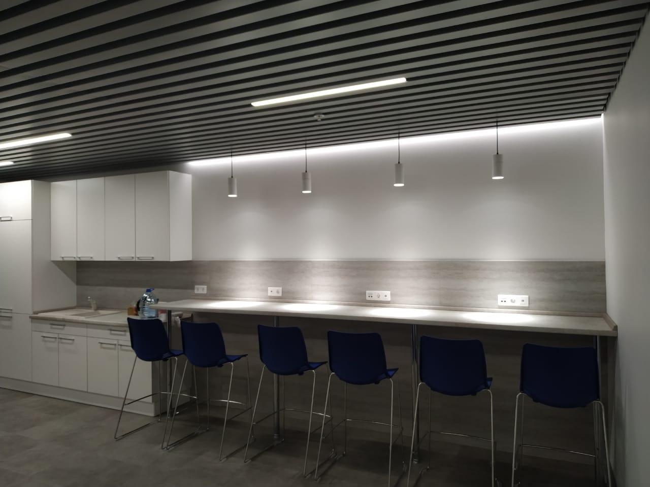 Светодиодное освещение Офис в Москве