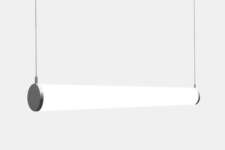 Серия Roll. Светодиодные светильники в форме трубки