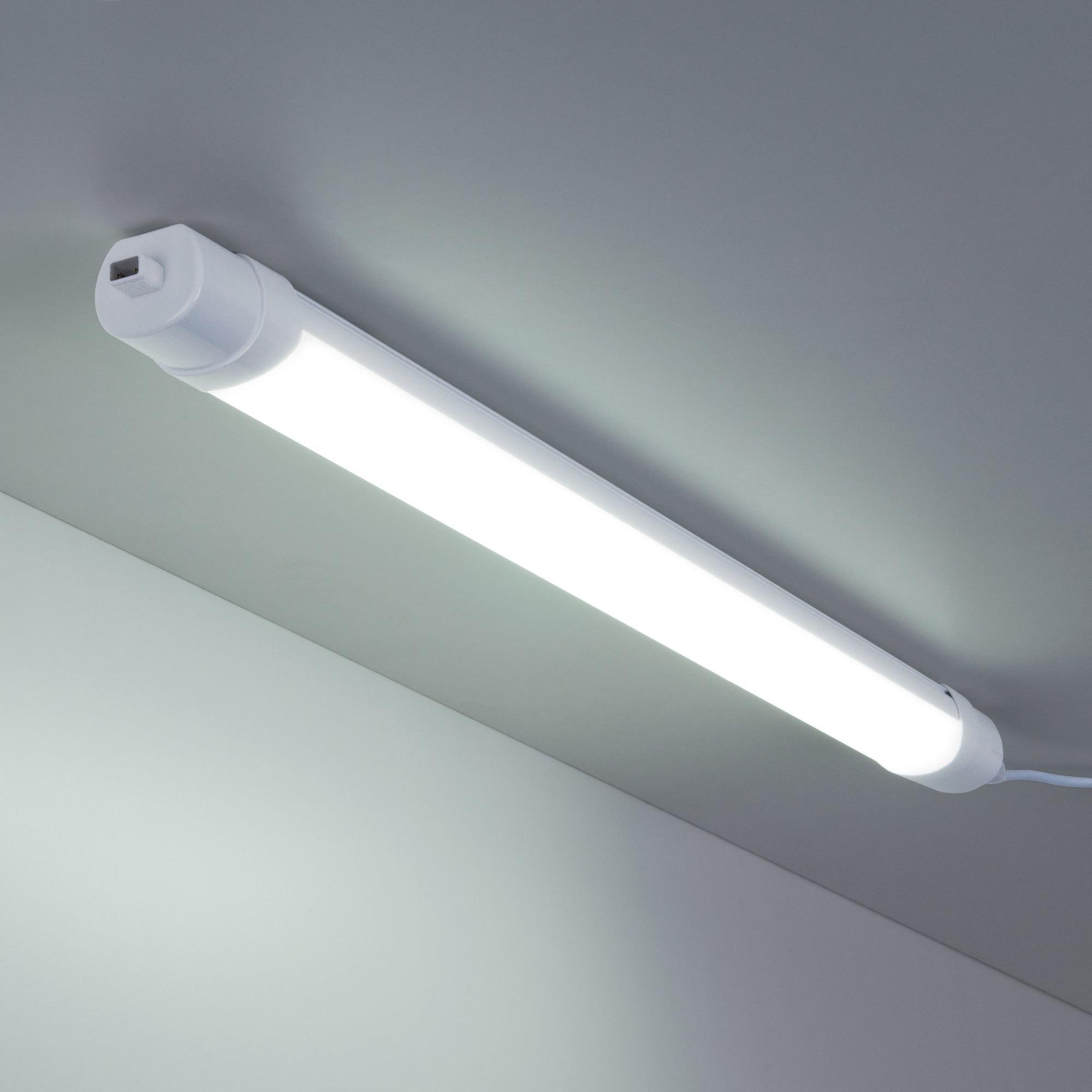 Светодиодное освещение Светодиодные линейные потолочные светильники