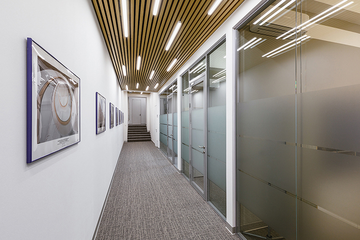 Светодиодное освещение Светодиодные линейные светильники для потолка